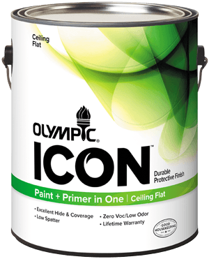 Olympic® ICON™ Interior Ceiling