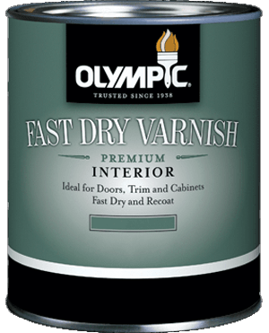 Olympic&#174; Premium Fast Dry Varnish