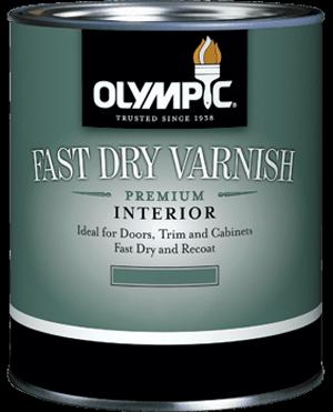 Olympic® Premium Fast Dry Varnish