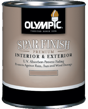 Olympic® Premium Interior / Exterior Spar Finish