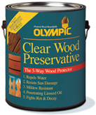 Olympic&#174; Wood Preservative