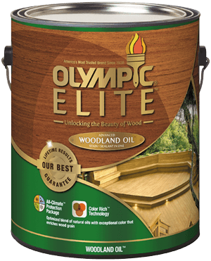 Olympic ELITE Woodland Oil