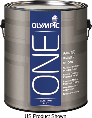 Olympic® ONE Exterior