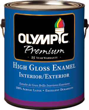 Olympic&#174; Premium Interior / Exterior High Gloss