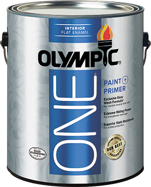 Olympic&#174; ONE Interior Paint