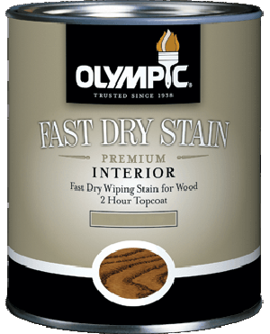 Olympic&#174; Premium Fast Dry Wood Stain