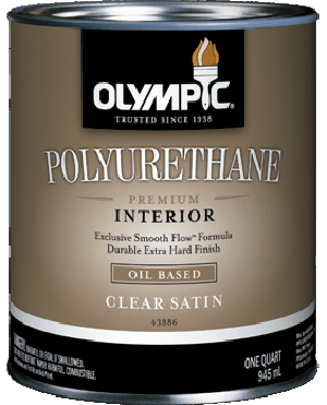 Olympic&#174; Premium Oil Polyurethane