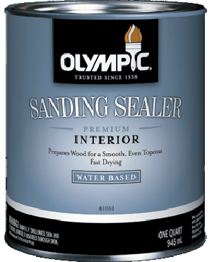 Olympic&#174; Premium Water-Based Sanding Sealer