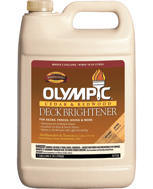 Olympic&#174; Deck Brightener