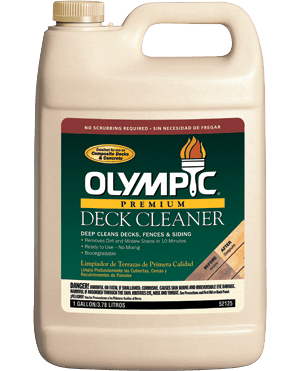 Olympic&#174; Premium Deck Cleaner