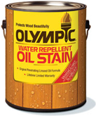 Olympic&#174; Water Repellent Oil Stain
