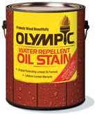 Olympic® Water Repellent Oil Stain