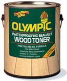 Olympic&#174; Waterproofing Sealant