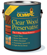 Olympic® Wood Preservative