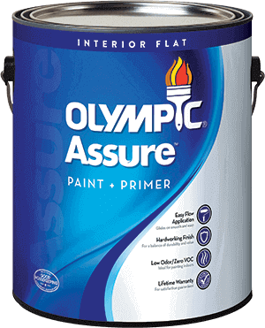 Olympic® Assure™ Interior Paint